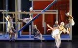La obra es un ballet que se hizo en Rusia en 1910