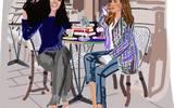 Mujeres Impares te regala pláticas apasionadas e interesantes que siempre tendrán un punto de reflexión y generadoras de cambio