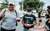 La organización ha instalado comedores veganos y repartido comida a personas en situaciones vulnerables en Quintana Roo