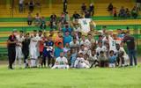 La escuadra dirigida por Alexis Bañuelos puso un pie en cuartos de final de la Liga Nacional MX, en tarde de tres penales marcados por el silbante central