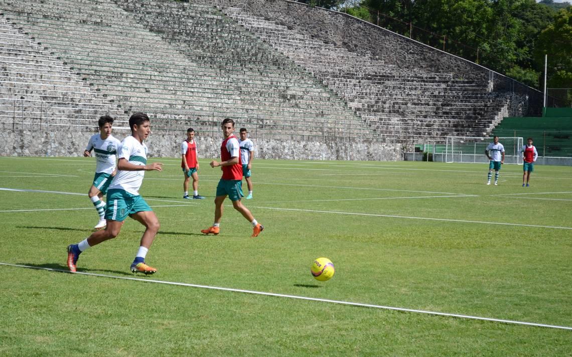 Recibe Club Atletico De Zacatepec A Los Potros De La Uaemex El Sol De Cuernavaca