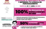 Sigue vigente el 50 por ciento de descuento en el pago de derecho por local de los mercados públicos municipales