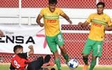 En cinco minutos, Dongu le sacó el partido a Arroceros del Cuautla