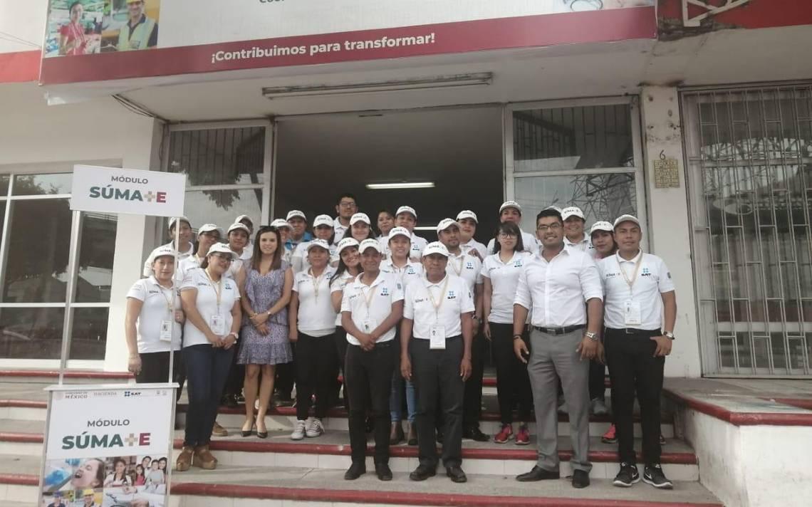 Ofrecen Asesoría Fiscal Con Programa Súmate El Sol De