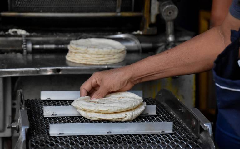 Antonio Vázquez Quezada aclaró que en la entidad el precio del kilo de la tortilla es de 20 pesos