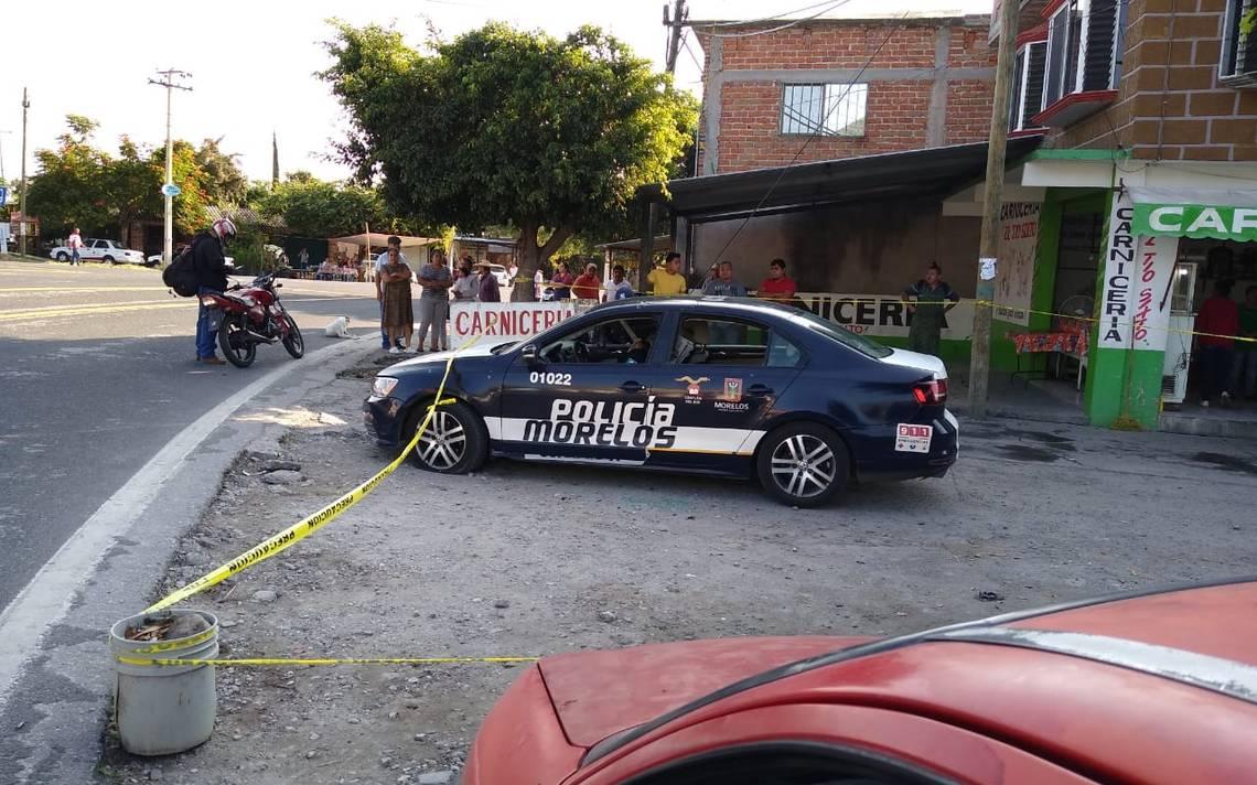 Asesinan a dos policías en Coatlán del Río - El Sol de Cuernavaca