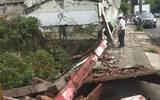 La autoridad informó que estaban en riesgo de inundarse; también se atendieron árboles colapsados