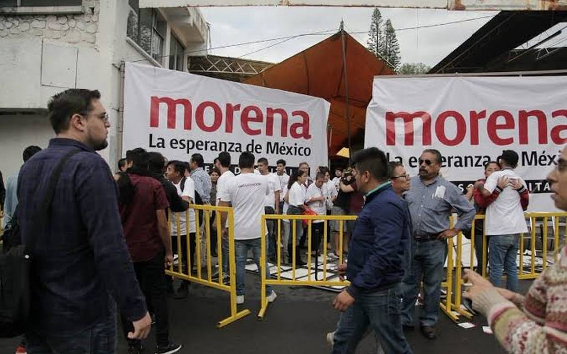 Piden nuevo padrón en Morena - El Sol de Cuernavaca
