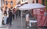 A pesar de que sólo una decena de artistas acuden regularmente cada fin de semana al Centro de Cuernavaca; no desistirán en recuperar el esplendor de este espacio