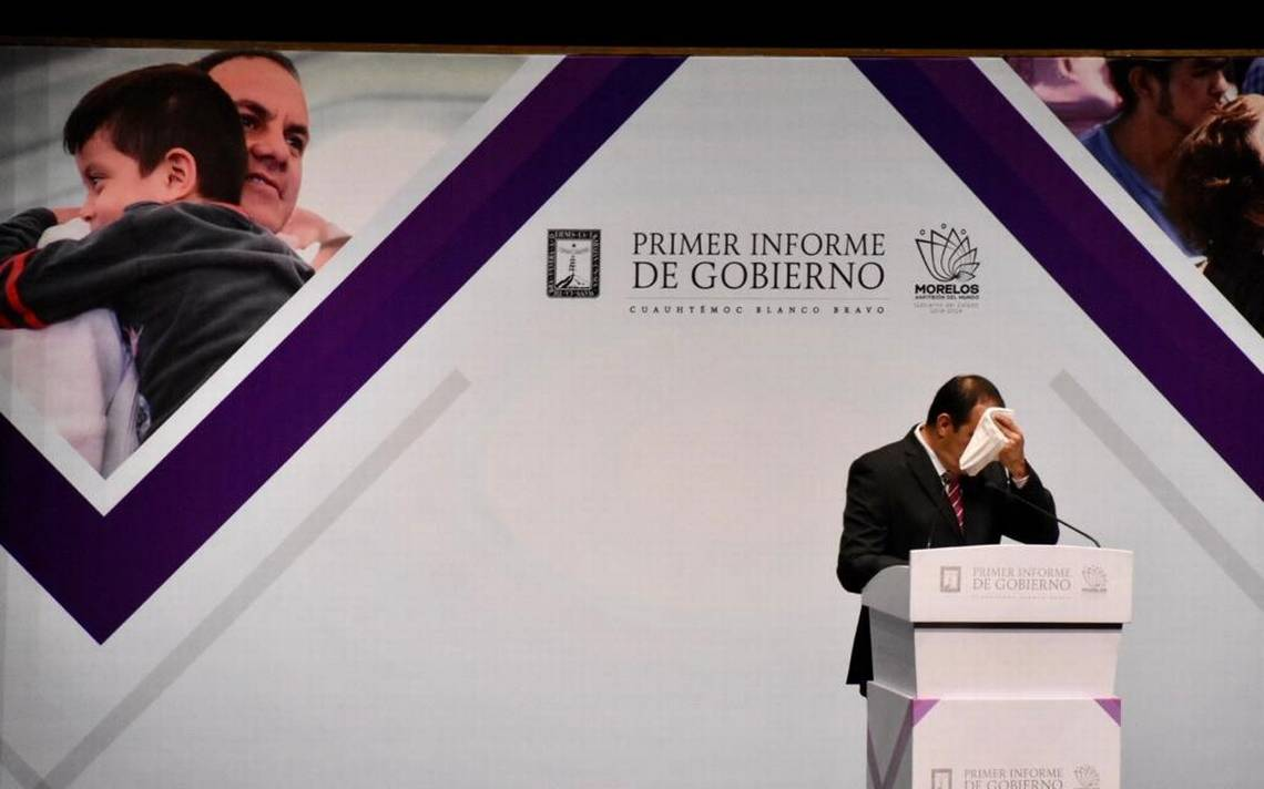 Opinan: Intrascendente el informe de Cuauhtémoc Blanco - El Sol de  Cuernavaca