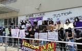 La movilización es convocada por el ayudante municipal de la colonia a fin de exigir justicia y mayor seguridad