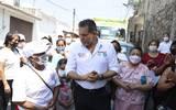 La seguridad de la ciudad pasa necesariamente por la profesionalización y la constante capacitación de la policía municipal, enfatizó el candidato a presidente municipal por Morena, Encuentro Social y Nueva Alianza
