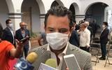 El alcalde de Cuernavaca señala que los municipios se ven obligados a firmar el convenio porque no tienen licencias de portación de arma para sus policías