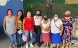 La candidata a diputada federal por Morena aseguró que implementará acciones para prevenir y erradicar la violencia hacia las mujeres