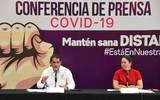 El secretario de Salud señaló que las cifras en Morelos se mantienen con dos positivos y cuatro sospechosos
