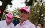 En candidato a la presidencia municipal de Cuernavaca por el partido Fuerza por México destaca lo conseguido durante su administración municipal en 1997 con proyectos como la Plaza Lido y Degollado