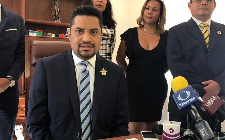 Defienden legisladores designación de Raúl Israel Hernández