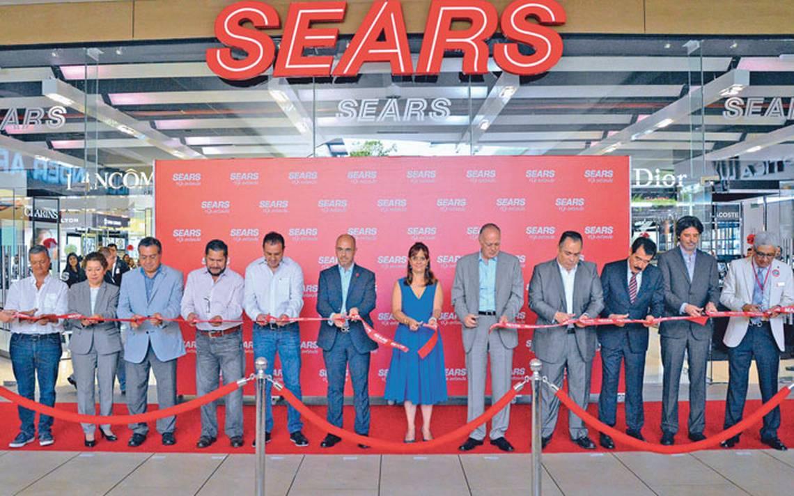 Inauguran SEARS Averanda - El Sol de Cuernavaca