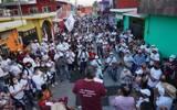 El abanderado de Morena a la presidencia municipal de Jiutepec, Rafael Reyes aseguró que se seguirán construyendo proyectos de largo aliento