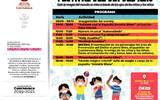 Autoridades del Ayuntamiento de Cuernavaca dieron a conocer una serie de actividades para celebrar a la niñez