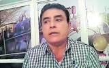 Víctor Samuel Márquez Vázquez, presidente de la Cámara Nacional de Comercio (Canaco) en la región oriente de Morelos