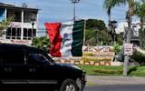 En esta ocasión, la caravana partió de bulevar Cuauhnáhuac y concluyó en Reforma