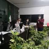 Brenda Espinoza López recibe su constancia de mayoría relativa como diputada federal electa del 04 distrito