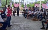 Comunidad del centro de abasto más importante del país brinda su respaldo al candidato a a la alcaldía de Cuernavaca por el Partido Movimiento Alternativa Social