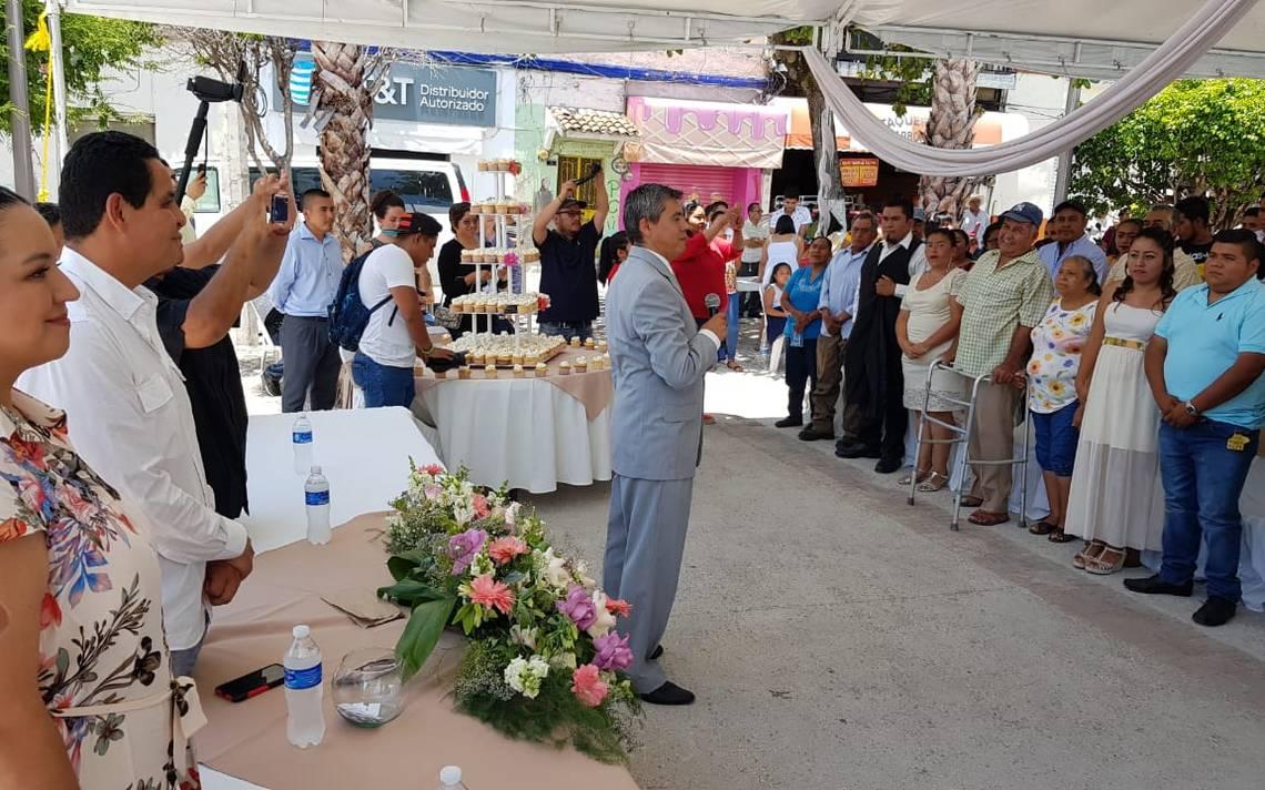 Celebran Boda Colectiva En Jojutla El Sol De Cuernavaca