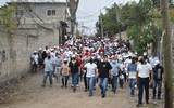 El candidato de Morena a la presidencia municipal de Jiutepec invitó a los ciudadanos a que este próximo domingo seis de junio brinden su respaldo a los candidatos de su partido