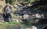 Los trabajos en la barranca Puente Blanco están enfocados en preservar el medio ambiente y evitar factores de inundación en la temporada de lluvia en Cuernavaca