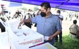 El candidato a la presidencia municipal de Cuautla por el PAN y PHM lanzó acusaciones contra el Impepac