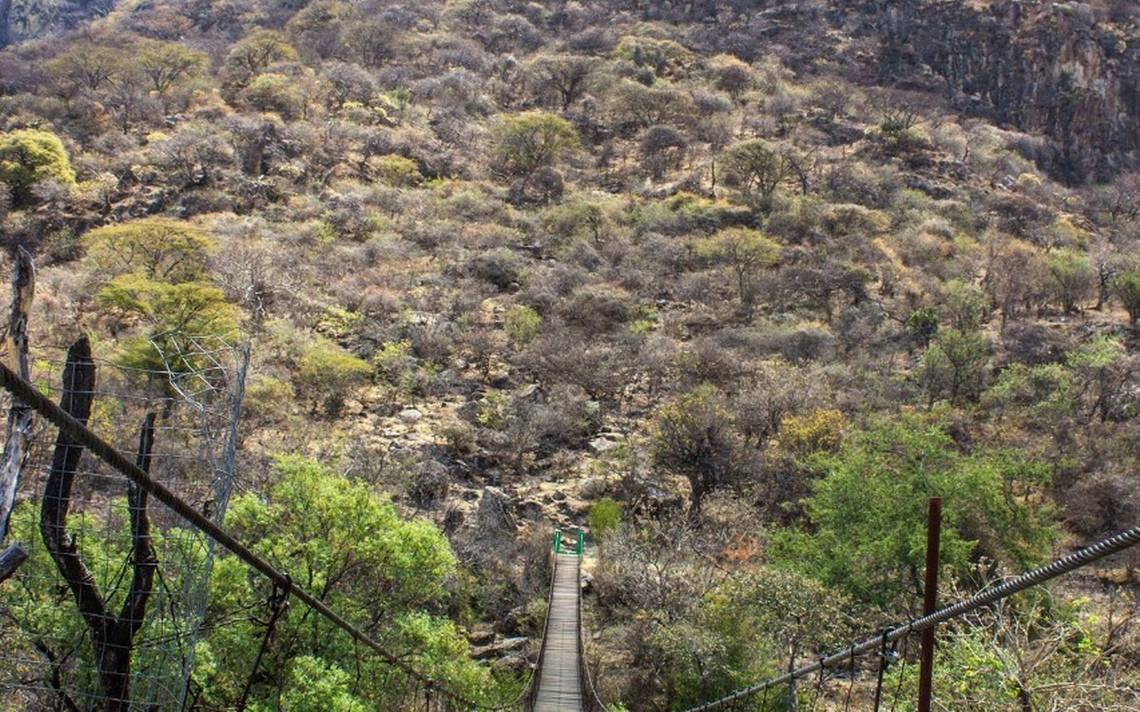 Cerro del Chumil se ha transformado en un importante centro ecoturístico.