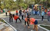 Se realiza una jornada de talleres en el Parque Ecológico Tlaltenango en conmemoración del Día Contra la Violencia Hacia las Mujeres y las Niñas