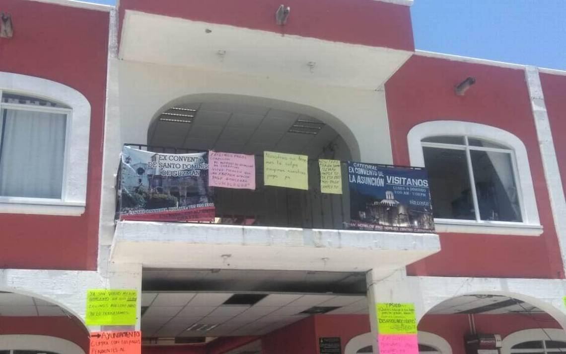 Trabajarán bajo protesta en Puente de Ixtla - El Sol de Cuernavaca