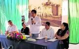 Conmemoran el séptimo aniversario del decreto federal que le dio a Cuautla la designaciòn de zona de Monumentos Históricos