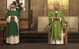 Desde mediados de marzo, fieles observan las misas de la Diócesis de Cuernavaca de manera virtual