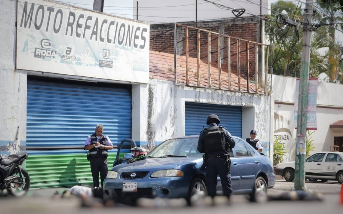 Acribillan a tres hombres en La Pradera - El Sol de Cuernavaca