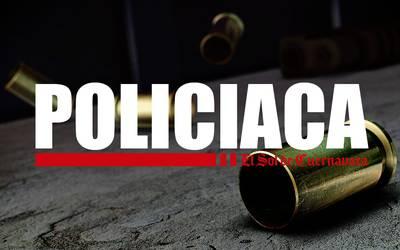 Plagian a comandante policíaco de Temixco - El Sol de Cuernavaca
