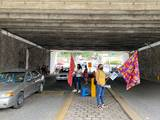 El tema se socializa entre peatones y transeúntes de los principales puntos de encuentro en la capital