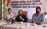 La presidenta del PT, Tania Valentina adelanta que exigirán garantías de seguridad para los candidatos