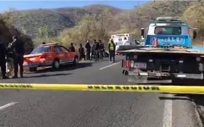 Mortal Accidente En El Cañón De Lobos El Sol De Cuernavaca